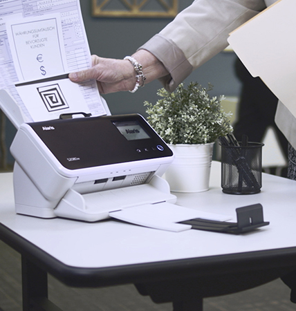 Alaris Desktop Scanner